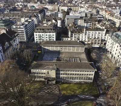 Luftaufnahme Luzern, Luftbild Luzern